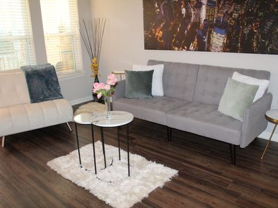 Photo for Seaworld/Six Flags/Lackland AFB - Kid Friendly yet Modern Chic Space