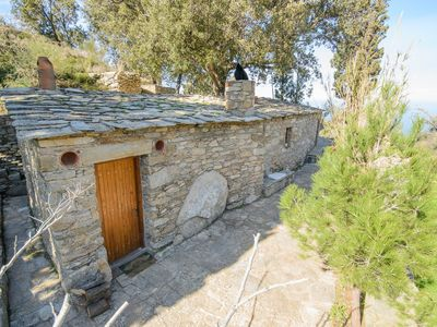 Photo for Stone house with large garden, ideal for nature lovers and those seeking relaxation