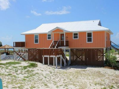 Photo for Little Surfer Girl - 3 BR 2 Bath Beachside House w/ Private Pool and path to beach!