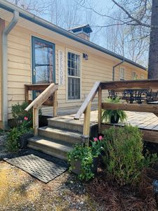 Photo for NEWLY Renovated - Secluded cottage, pet friendly, near Lake Burton, Clayton, GA