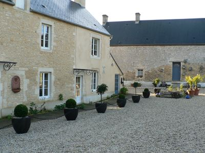 """Photo for cottage """"the garden of the sources"""" Bayeux (14)"""