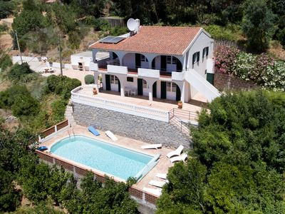 Photo for Luxury 4 bedroom villa with private pool & stunning Views