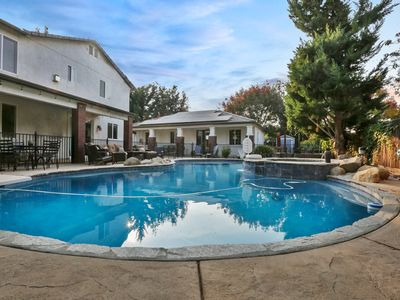 Photo for The Pool House in Visalia!