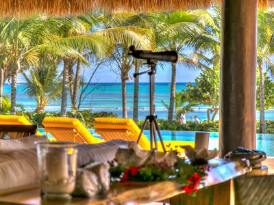 Sirena Blue Luxury Beachfront Villa in Puntacana Resort & Club