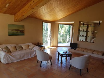Photo for Villa in a private domain 5 minutes from the sea