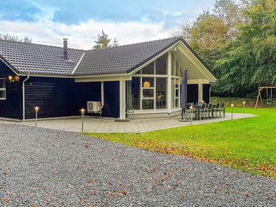 Photo for Spacious Holiday Home in Jutland with Relaxing Whirlpool