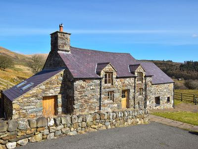Photo for Enjoy your own private corner of Wales at this detached, secluded cottage in the Snowdonia mountains