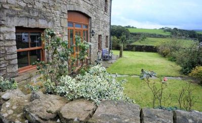 Photo for 6 bedroom barn conversion in stunning location (Dogs welcome)