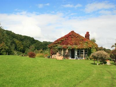 Photo for THE PIGGERY, family friendly, with a garden in Woolaston, Ref 988783