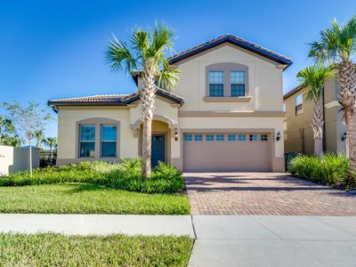 Photo for Beautiful 8 Bed Gated Pool Home At Windsor at Westside From $315/nt!