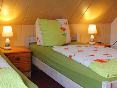 Photo for Double room with shared shower / WC online - Gästehaus Wolter