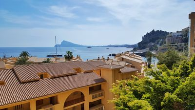 Photo for Charming apartment in Altea