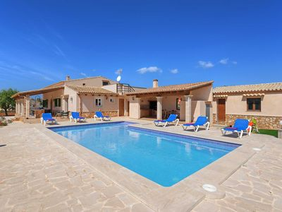 Photo for Villa Xuri - This Villa includes a private pool, WI-FI , A/C & Table Tennis
