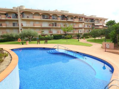 Photo for Apartment Las Delicias E in St Carles de la Ràpita - 4 persons, 2 bedrooms