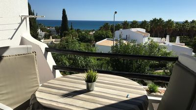 Photo for Two bedroom apartment with beautiful sea views - Sleeps 4+