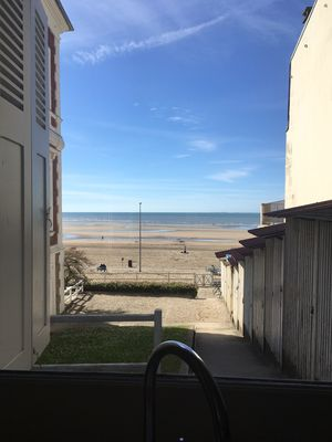 Photo for Charming house on Trouville beach