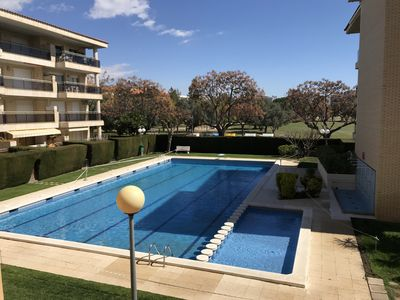 Photo for CAMBRILS NEAR THE BEACH WITH POOL AND PARKING