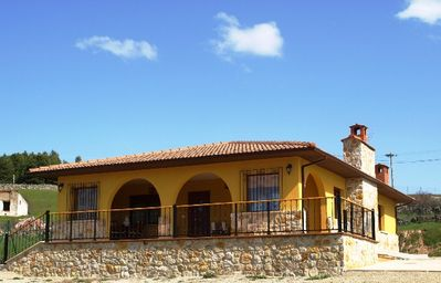 Photo for 3BR Cottage Vacation Rental in Hontoria del Pinar, Burgos