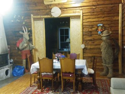 Photo for Cozy Holiday Home in Posada Górna with Barbecue