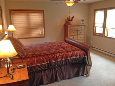 Spacious Master Bdrm with Private Bath