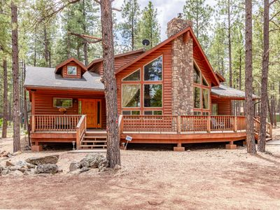 Photo for We're OPEN! Bearly-A-Cabin - Stunning! GetAway Now!