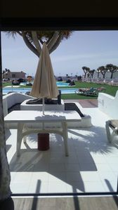 Photo for 1 Bedroom Apartment Sleeps 6 With Pool And Sea Views *Completely Renovated 2017*