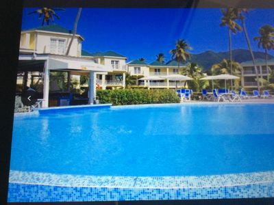 Photo for Pinney Beach, Private, Luxury, Infinity Pool, Breathtaking Views