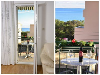 Photo for Apartment Zrine  - Makarska, Riviera Makarska, Croatia