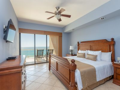 Photo for Sleep 7 -- 3 Bedroom 2 Bath With Amazing Ocean View