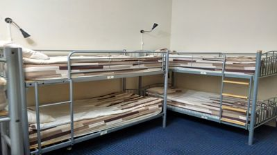 Photo for Single bed in 6 bed female dorm - Alba Self Cater