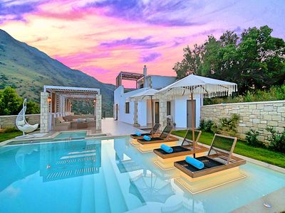 Photo for Blue Lake Villa Private Swimming Pool and Jacuzzi