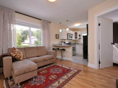 Photo for Rockland 1 Bedroom Suite near Downtown - Just Renovated!