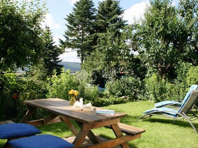 Photo for Cosy apartment in Upper Franconia with separate entrance and private sauna