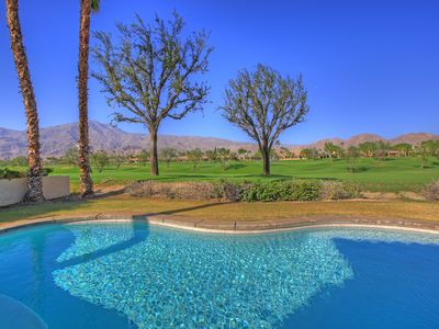 Photo for Beautiful Pool Home on the famed PGA West Course with Mountain Views LQ102