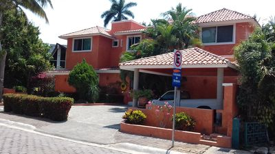 Photo for Cosy Apartment In A Beautiful Golf Course Residence Close To Beach, Golf