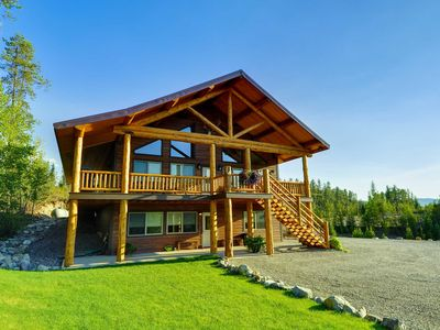 Photo for 1/2 Mile From Entrance To Glacier National Park - Sleeps 24