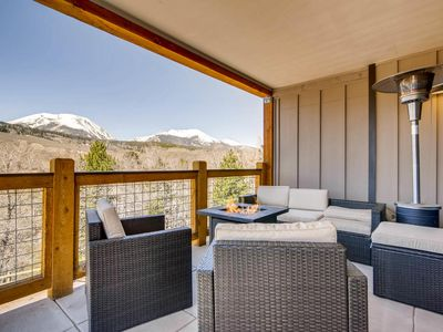 Photo for 3BR Blue River Penthouse w/Rooftop Deck & Fire Pit
