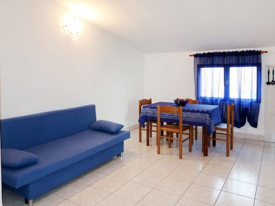 Photo for Apartment Haus Peric (KOR201) in Korcula/Korcula - 4 persons, 1 bedrooms