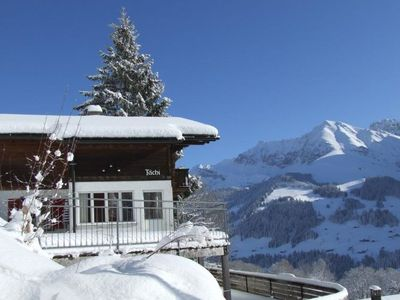 Photo for Apartment Tächi in Adelboden - 9 persons, 4 bedrooms