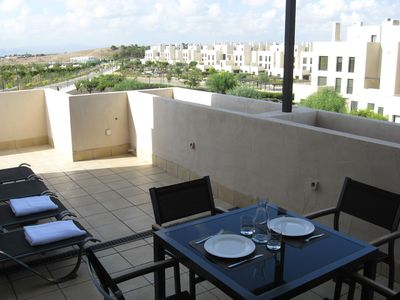 Photo for First Floor Non Smoking Air Conditioned 4 Person Luxury Golf Apartment