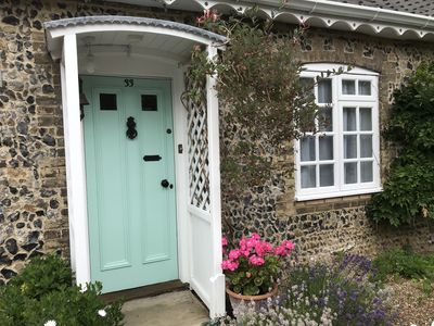 Photo for Flint Cottage - single storey 4* Holiday Cottage close to the Heritage Coast