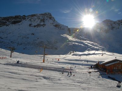 Photo for Tignes Val Claret, studio at the foot of the slopes, classified 3 stars
