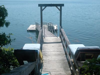 Photo for Charming Ocean-Front Guest House on Private 3-Acre Peninsula