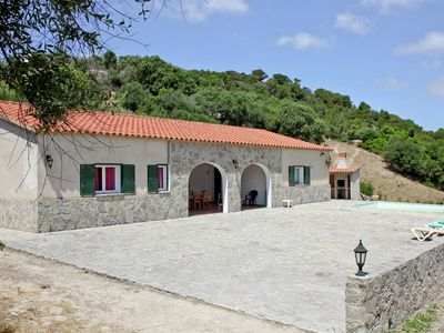 Photo for Quaint Mansion in Es Mercadal with Private Pool
