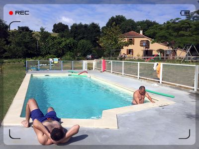 Photo for ... Charming Residence in the heart of Gascony, with Jacuzzi & sauna