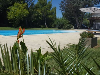Photo for IDEAL FAMILY: VILLA WITH SWIMMING POOL - PROVENCE