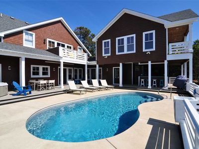 Photo for OBX Rays: 5 BR / 4 BA house in Corolla, Sleeps 12