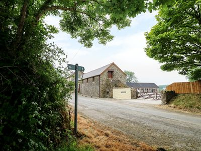 Photo for THE CORN LOFT, family friendly in Haverfordwest, Ref 7187