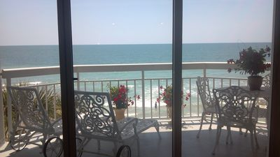 Photo for The Finest Super-Luxury Ocean Front Unit In Garden City Beach