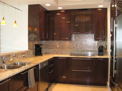 Imported Italian Cabinetry